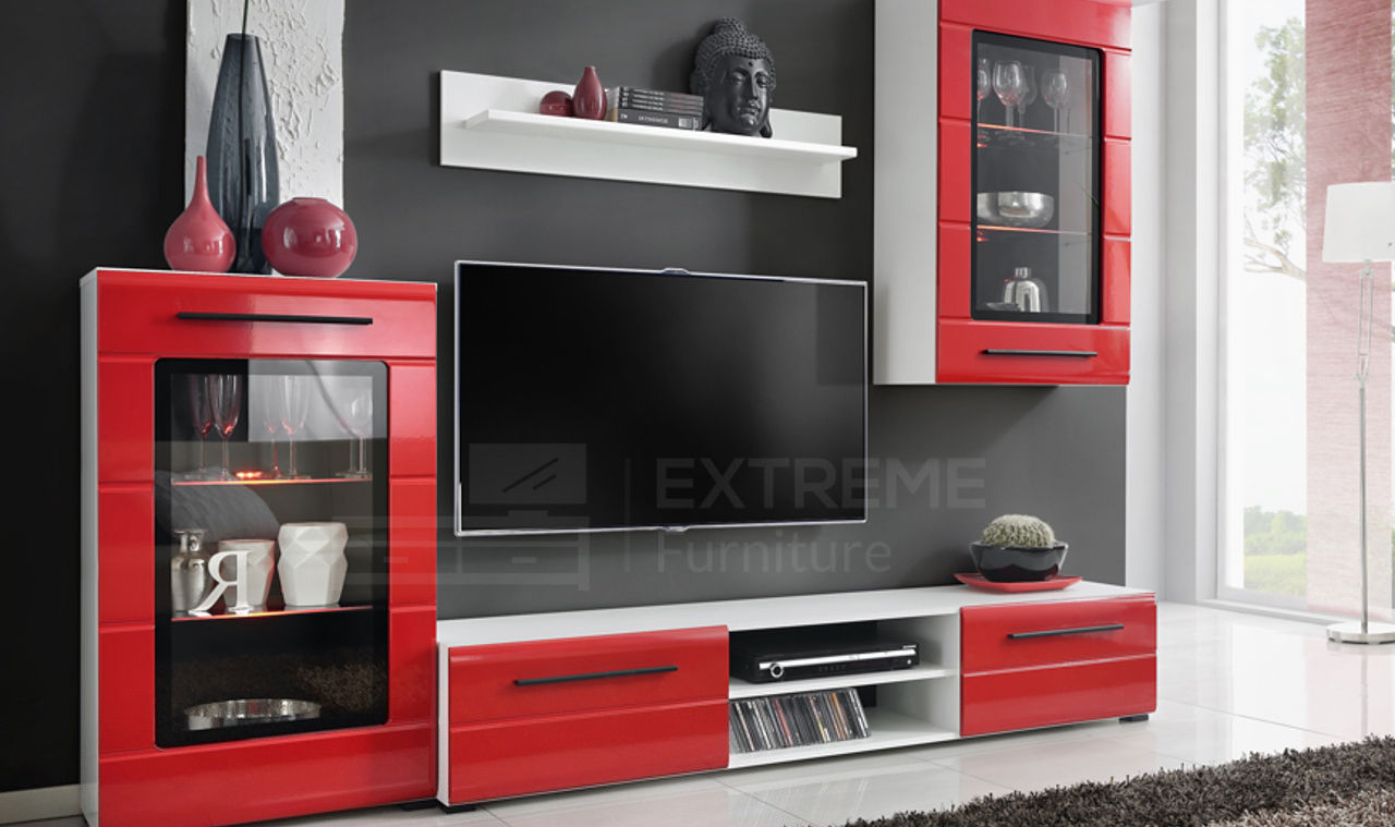 Timber 1 Red